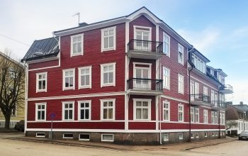 Herrhagen. Bergslagsgatan 2